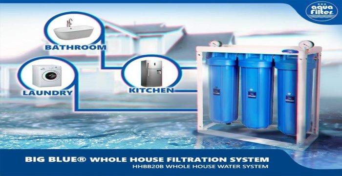 Hệ thống lọc nước sinh hoạt dành cho gia đình tốt nhất năm 2020