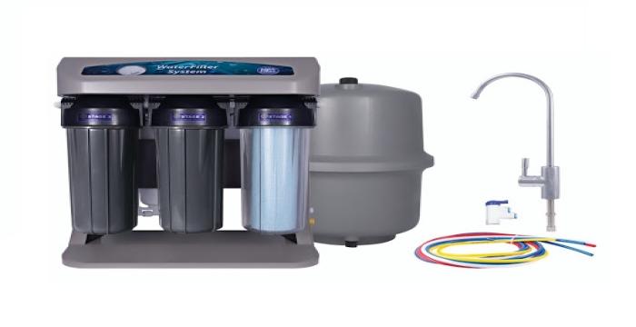 Bình áp máy lọc nước - Cấu tạo và đánh giá