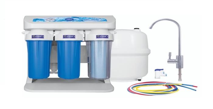 Máy lọc nước 7 lõi là gì? Máy lọc nước càng nhiều lõi lọc càng sạch?