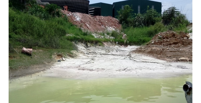 Hướng dẫn nhận biết và xử lý nguồn nước nhiễm đá vôi