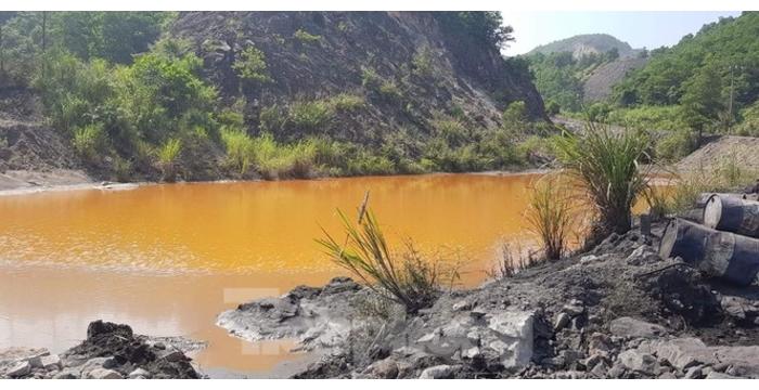 ô nhiễm nước kim loại nặng và biện pháp xử lý
