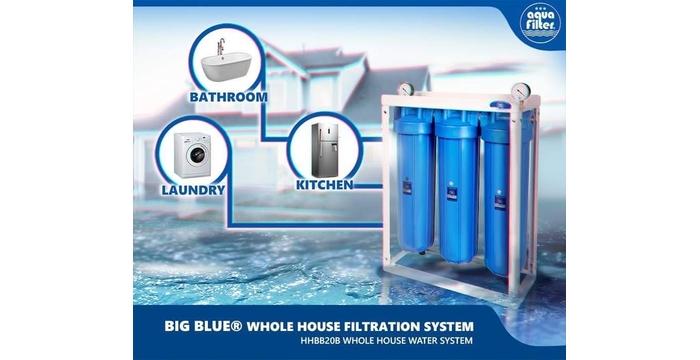 Giới thiệu về máy lọc nước công suất lớn