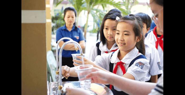 Máy lọc nước dùng cho trường học