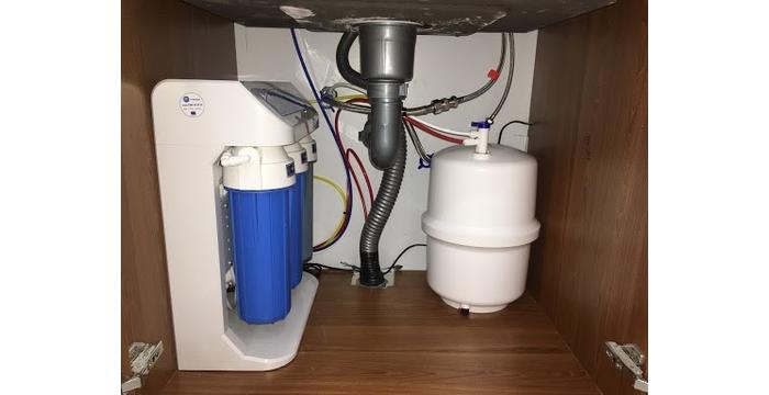 Máy lọc nước bị e khí? Nguyên nhân và cách xử lý